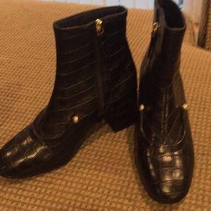 Top Shop short boots.
